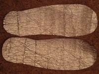 Alobalové vložky pro barefoot boty